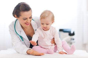 детский врач (педиатр) в Гатчине