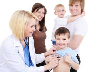 семейный врач в Гатчине