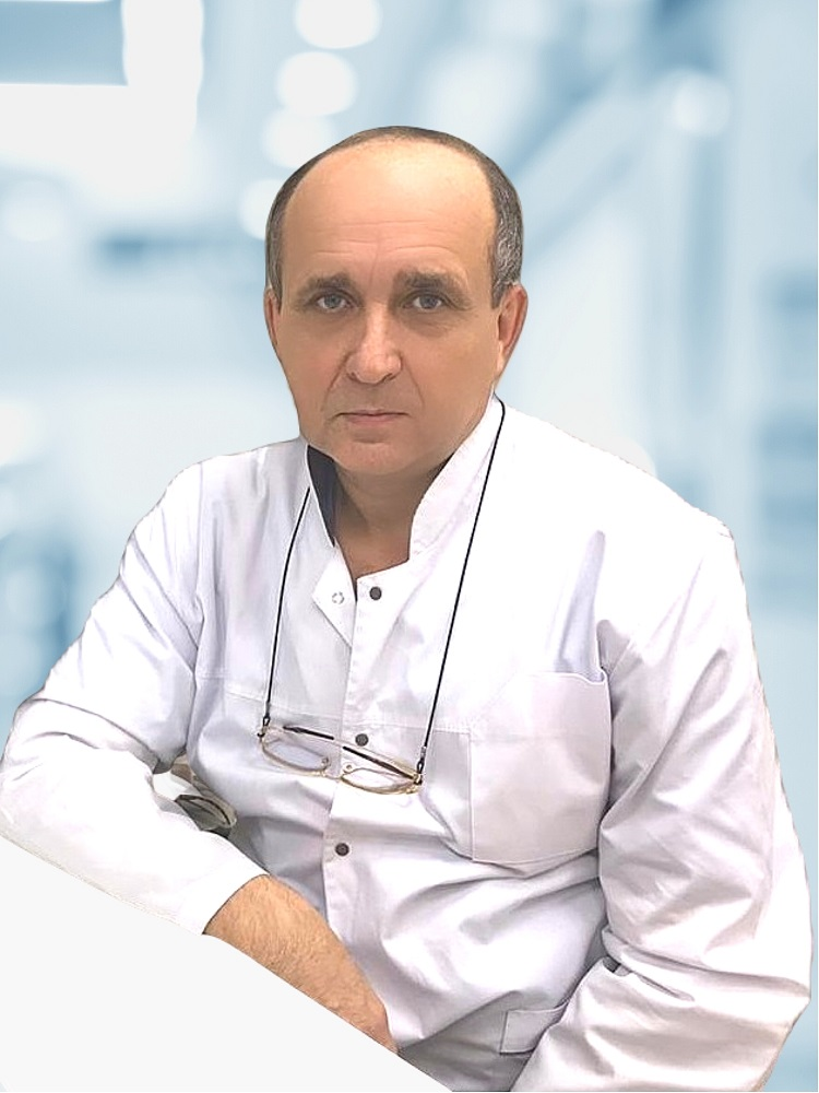Травматолог-ортопед Иванущенко Виктор Владимирович